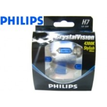 LAMPADA CRYSTAL VISION H7 - KIT