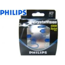 LAMPADA CRYSTAL VISION H3 - KIT